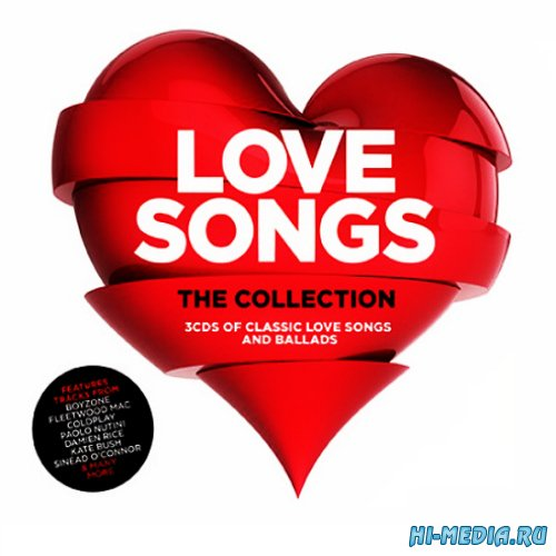 Love Songs - The Collection (3CD) (2015)