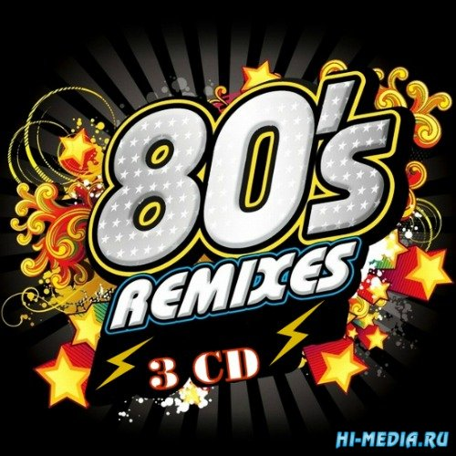 80s Remix (3CD) (2015)