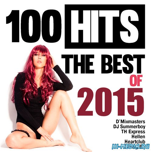 100 Hits The Best of 2015 (2015)
