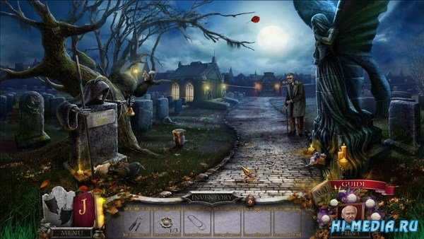 Nightfall Mysteries 4: Haunted by the Past Collector's Edition (2015) ENG