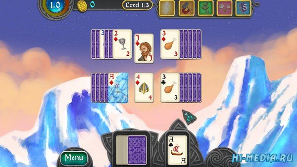 Nordic Storm Solitaire (2015) ENG