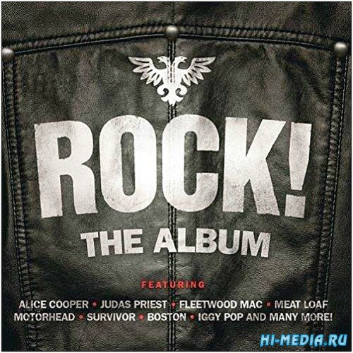Rock! The Album 3CD (2015)