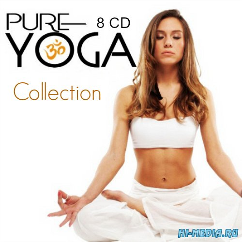 Pure Yoga Collection (8 CD) (2015)