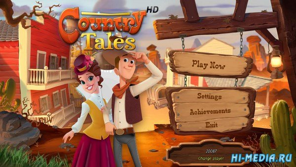 Country Tales (2015) ENG