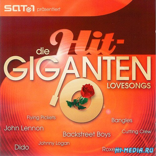 Die Hit-Giganten - Lovesongs (2015)