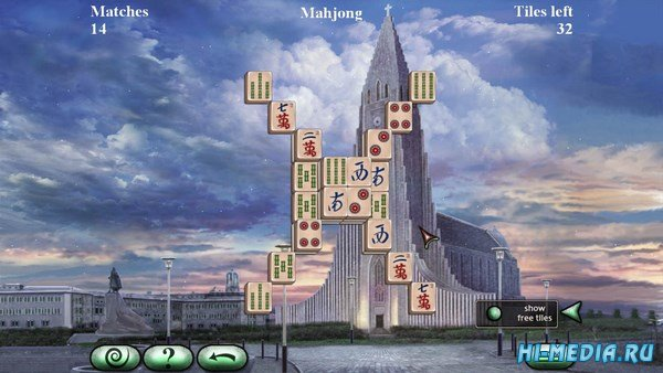 World�s Greatest Temples Mahjong 2 (2015) ENG