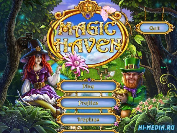 Magic Haven: Escape From Imhotep (2016) ENG