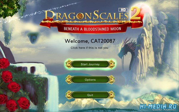 DragonScales 2: Beneath a Bloodstained Moon (2016) ENG