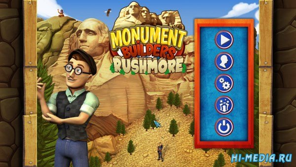 Monument Builders 12: Rushmore (2016) ENG