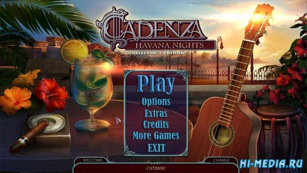 Cadenza 3: Havana Nights Collectors Edition (2016) ENG