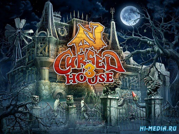 Cursed House 3 (2016) ENG