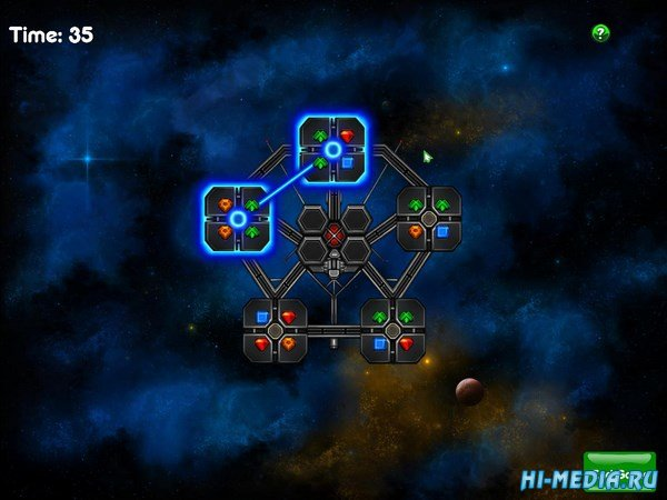Puzzle Galaxies (2016) ENG