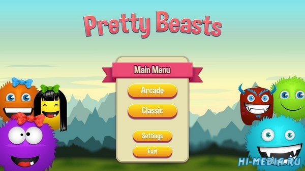 Pretty Beasts (2016) ENG