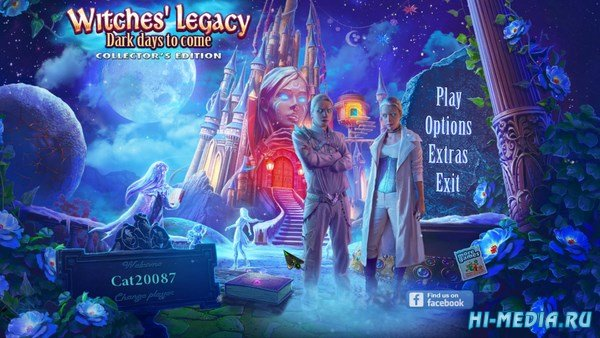 Witches Legacy 8: Dark Days To Come Collector's Edition (2016) ENG