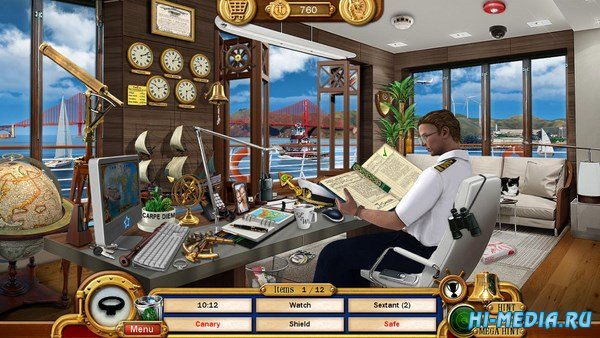 Vacation Adventures: Cruise Director 3 (2016) ENG