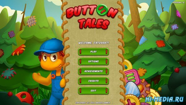 Button Tales (2016) ENG