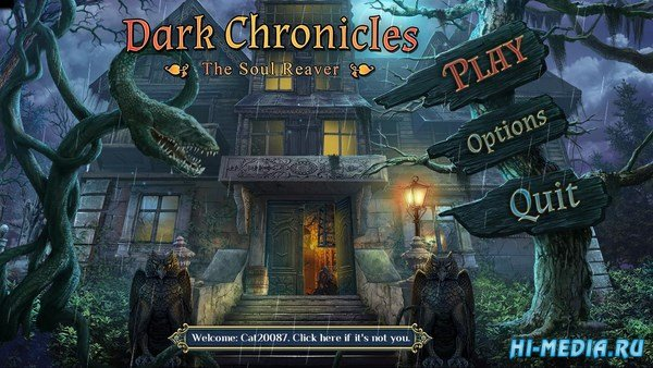 Dark Chronicles: The Soul Reaver (2016) RUS