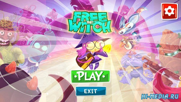 Free the Witch (2016) ENG
