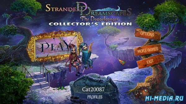 Stranded Dreamscapes 2: The Doppelganger Collectors Edition (2016) ENG