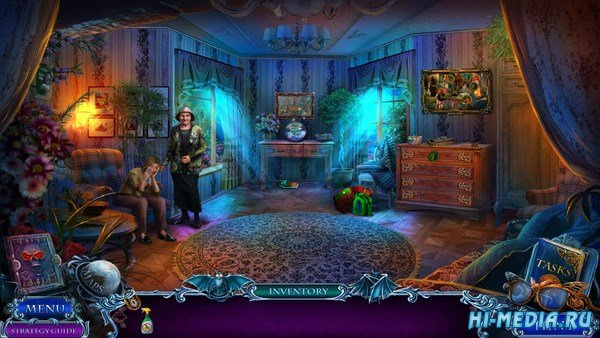Mystery Tales 5: Eye of the Fire Collector's Edition (2016) ENG