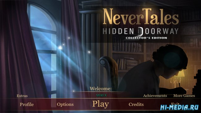 Nevertales 5: Hidden Doorway Collectors Edition