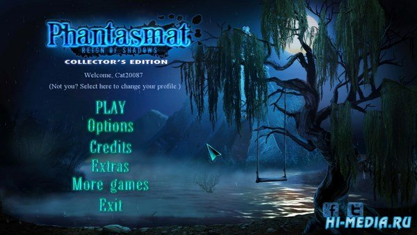 Phantasmat 7: Reign of Shadows Collector's Edition (2016) ENG