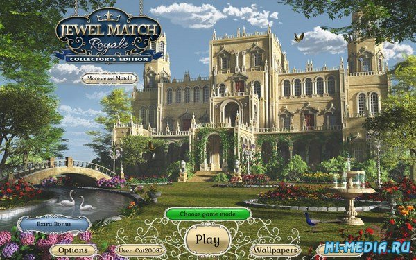 Jewel Match Royale Collectors Edition (2016) ENG