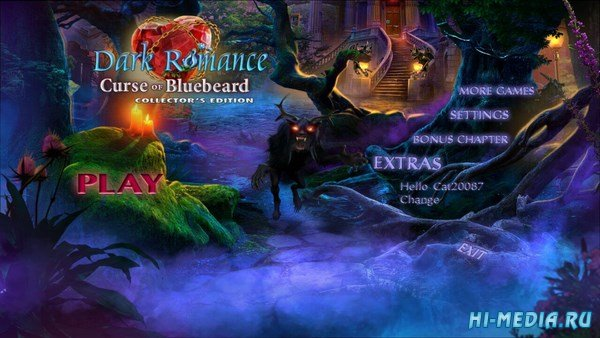 Dark Romance 5: Curse of Bluebeard Collectors Edition (2016) ENG