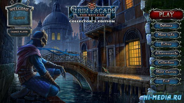 Grim Facade 8: The Red Cat Collectors Edition (2016) ENG