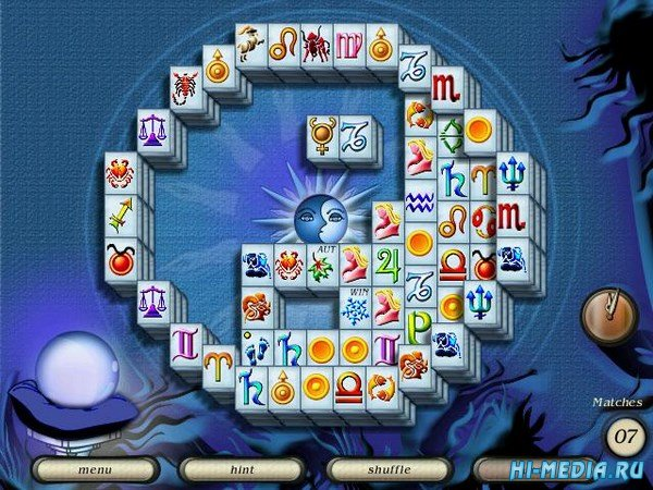 Mahjong Fortuna Deluxe (2016) ENG
