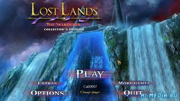Lost Lands 4: The Wanderer Collectors Edition (2016) ENG