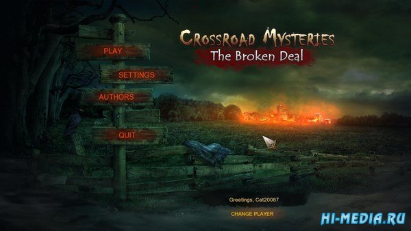 Crossroad Mysteries: The Broken Deal (2016) ENG