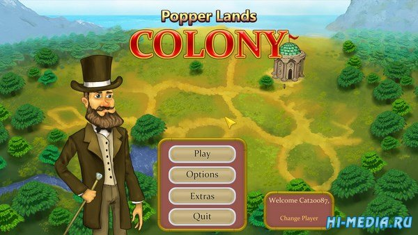 Popper Lands Colony (2016) ENG