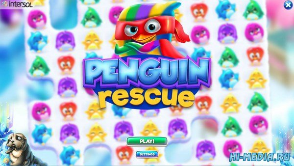 Penguin Rescue (2016) ENG