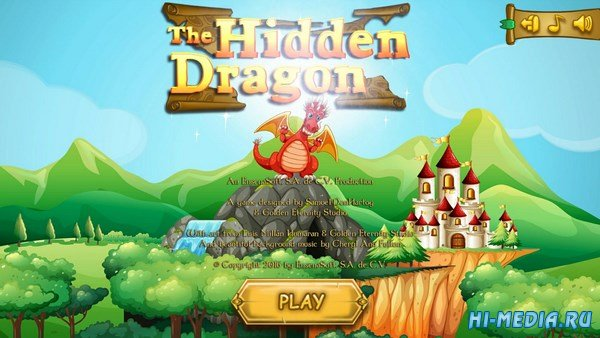 The Hidden Dragon (2016) ENG