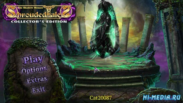 Shrouded Tales 3: The Shadow Menace Collectors Edition (2017) ENG