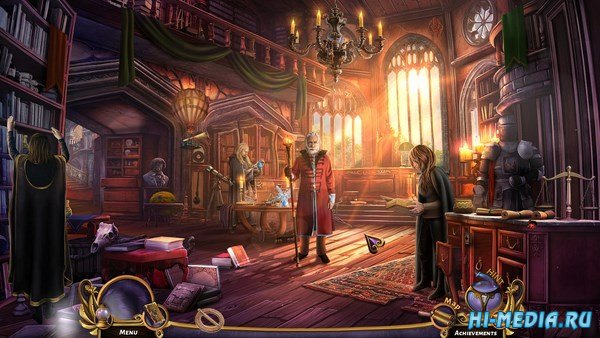 Queen's Quest 3: The End of Dawn Collectors Edition (2017) ENG