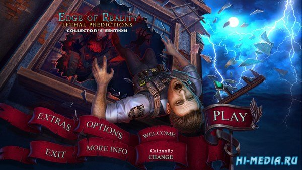 Edge of Reality 2: Lethal Predictions Collector's Edition (2017) ENG