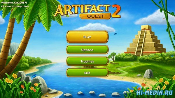 Artifact Quest 2 (2017) ENG