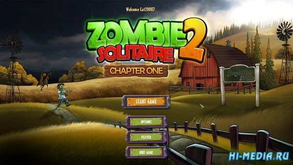 Zombie Solitaire 2: Chapter One (2017) ENG