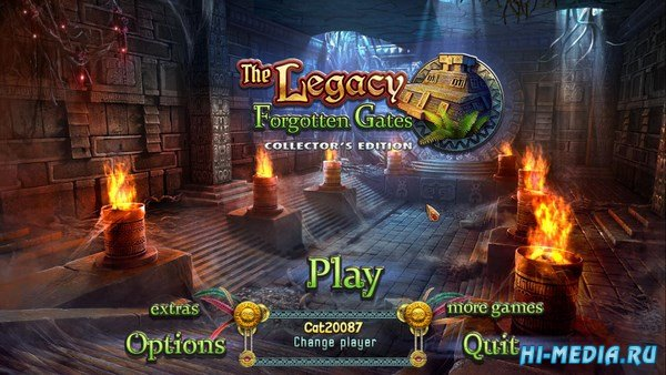 The Legacy: Forgotten Gates Collectors Edition (2017) ENG