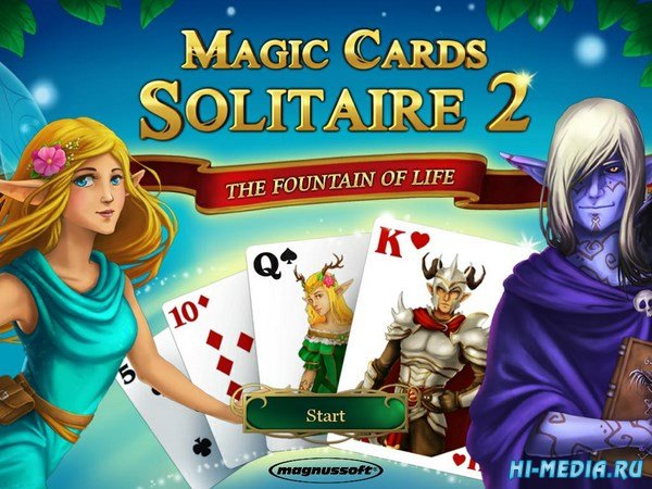 Magic Cards Solitaire 2 (2017) ENG