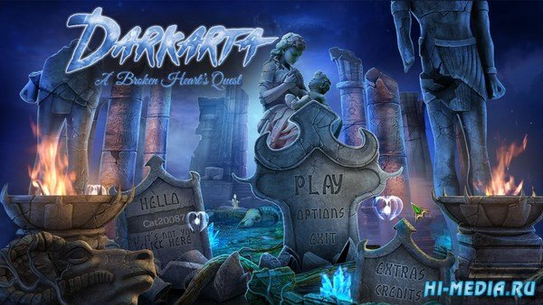 Darkarta: A Broken Hearts Quest Collectors Edition (2017) ENG