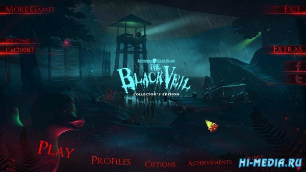 Mystery Case Files 15: The Black Veil Collectors Edition (2017) ENG