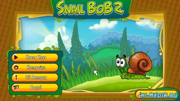 Snail Bob 2: Tiny Troubles (2017) RUS