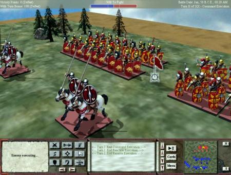 Юлий Цезарь / Tin Soldiers: Julius Caesar (PC / RUS)