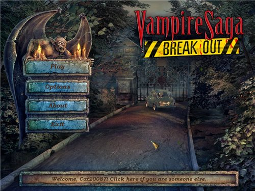 Vampire Saga 3: Break Out (2012) ENG
