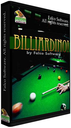 Billiardino / Бильярд (2012 / ENG / RUS)