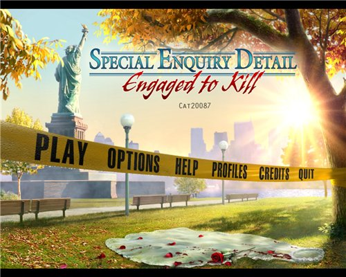 Special Enquiry Detail: Engaged to Kill (2012) ENG