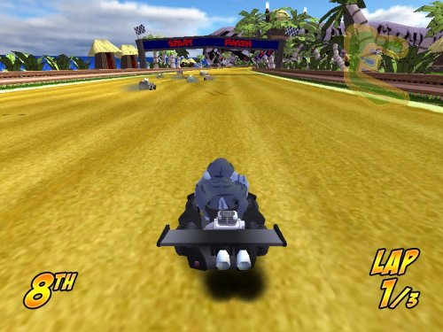 Jungle Kartz (2012) ENG